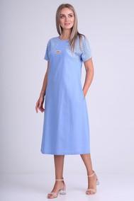 Модель 4076 светло-синий FLOVIA