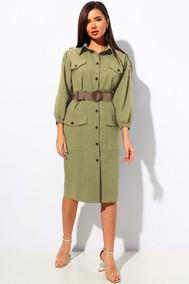 Модель 1144-1 оливка МиА Мода