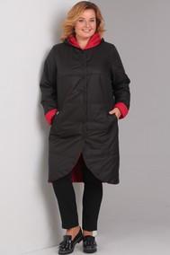 Модель 1328 чёрный с красным Диамант