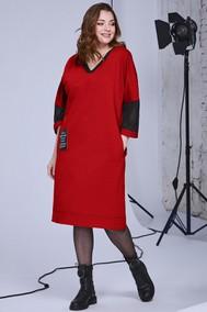 Модель 00340 красный Andrea Style