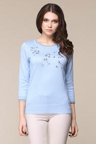 3178 голубой My Fashion House by Elma
