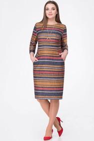 Модель 1438 разноцветная полоска Кэтисбел