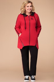 Модель 1259 красный+черный Svetlana Style