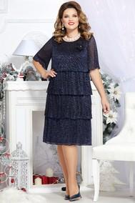 Модель 4389-11 синий Mira Fashion