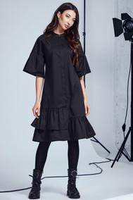 Модель Af-101 Черный Andrea Fashion