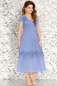 Модель 4457 голубой Mira Fashion
