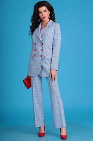Модель 2475 голубой Мода-Юрс