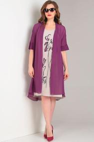 Модель 5484 фиолетовый Viola Style