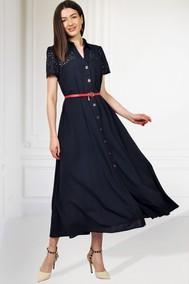 Модель 1019-2 темно-синий МиА Мода