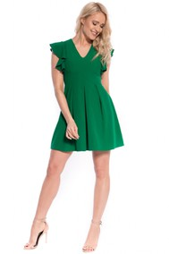 Модель relia зеленый Rylko Fashion