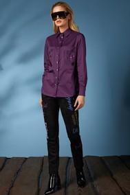 Модель 619-2 фиолетовый Niv Niv Fashion