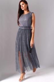 Модель 1106-1 серый МиА Мода