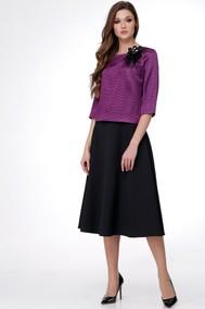 Модель 743 фиолетовый Мишель стиль