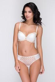 Модель 131.9.16 белый с золотым Milady lingerie