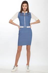 Модель 1526 синий Lady Secret