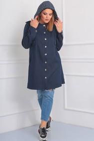 Модель 6021 синий джинс Viola Style
