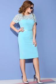 Модель 993 голубые тона Anna Majewska