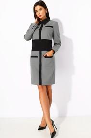 Модель 1188-1 серый+черный МиА Мода