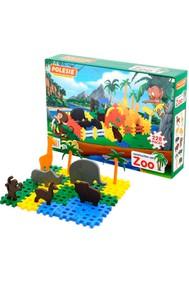 4802 Серия Зоопарк (235 элементов)