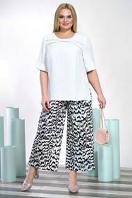 Модель 1412 бело-леопардовый Alani