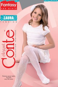 Модель Laura bianco (белый) Conte Elegant