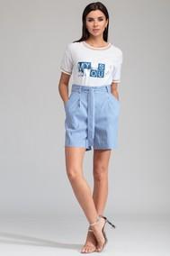 Модель 13805-1 голубой Sandyna