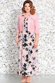 Модель 4601 розовый Mira Fashion