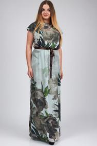 Модель 366 зеленые тона SVT-fashion