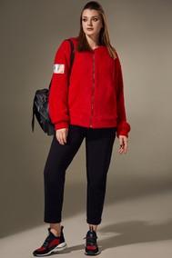 Модель 00304 красный Andrea Style