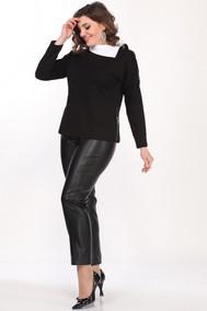 Модель 2238 Черный с белым Lady Style Classic