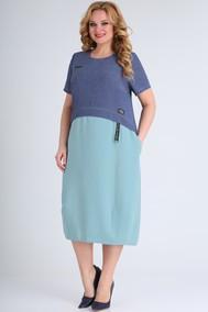Модель 01-701 синий+голубой Elga
