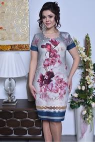 Модель 434 цветы Solomea Lux