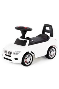 Каталка-автомобиль SuperCar №5 со звуковым сигналом