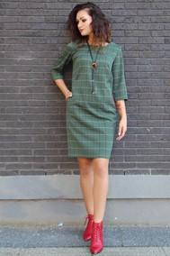 Модель D163 зеленый Juliet Style