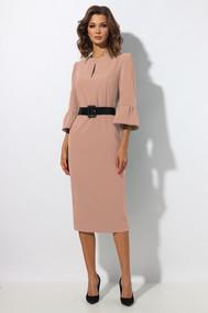 Модель 1279-1 оранжево-бежевый МиА Мода