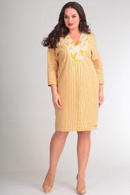 Модель 483 желтые полоски SVT-fashion
