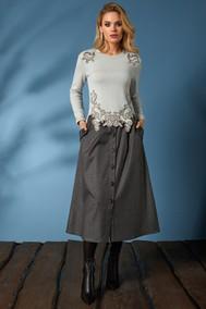 Модель 634 серый Niv Niv Fashion