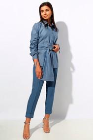 Модель 1154 синий МиА Мода
