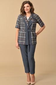 Модель 1977 синие-тона Lady Style Classic