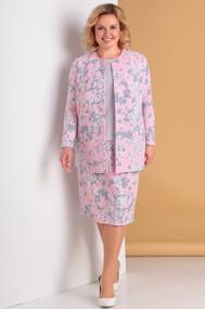 Модель 3263 розовые узоры Альгранда