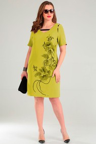 Модель 0859 лимонный Viola Style