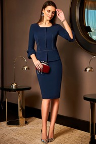 Модель 3500 темно-синий Lissana
