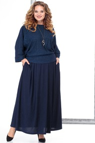 Модель 332 темно синий Angelina & Company