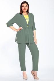 Модель 553-2 зелёный Emilia