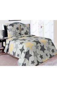 Модель 4127.569301 Мираж серый с желтым Блакiт
