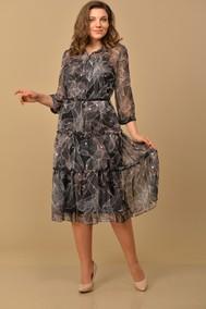 Модель 2085/1 Черный с бежевым Lady Style Classic