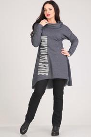 Модель 0035 серый Andrea Style