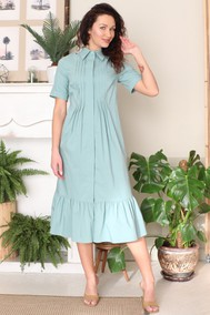 Модель D201-1 бирюзово-зеленый Juliet Style