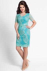 Модель 4100 мятно-бирюзовый Mira Fashion