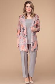 Модель 1238 серый+розовый Svetlana Style
